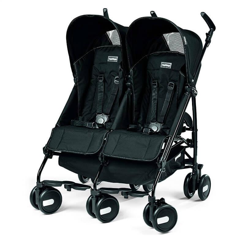 ベビーカー 双子用 イタリア ペグ・ペレーゴ 2人用 Peg Perego Pliko Mini Twin Baby Stroller