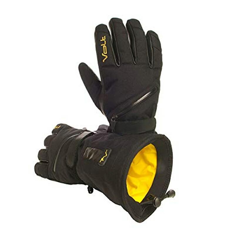 充電式ヒーター付き手袋 ヒートグローブ 防水 電池 電気 あたためる あったかい アウトドア キャンプ 冬 Volt Tatra Men's Rechargeable Heated Gloves