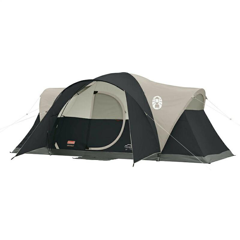 コールマン テント 最大8人 アウトドア キャンプ Coleman 8-Person Tent for Camping Elite Montana Tent