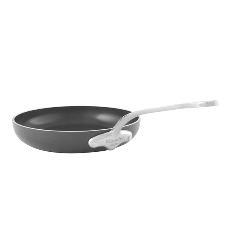 フライパン 26cm アルミ セラミック加工 IH対応 ムビエル ムヴィエール モビエル モヴィエル モービル フランス Mauviel 1830 8629.26 M'stone3 Round frying pan
