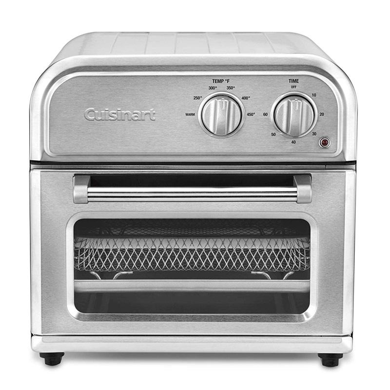 エアフライヤー ステンレス クイジナート Cuisinart AFR-25 Air Fryer, One Size, Silver 家電