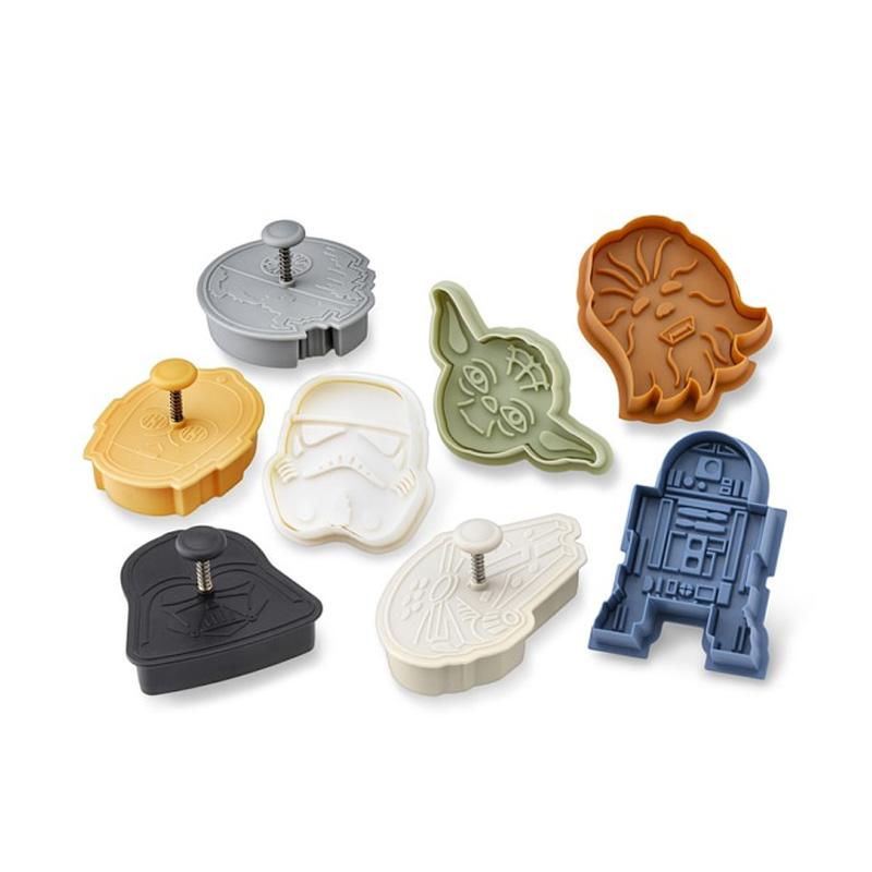 クッキー型 8点セット スターウォーズ ウイリアムズ・ソノマ Williams Sonoma Star Wars 8-Piece Cookie Cutter Set