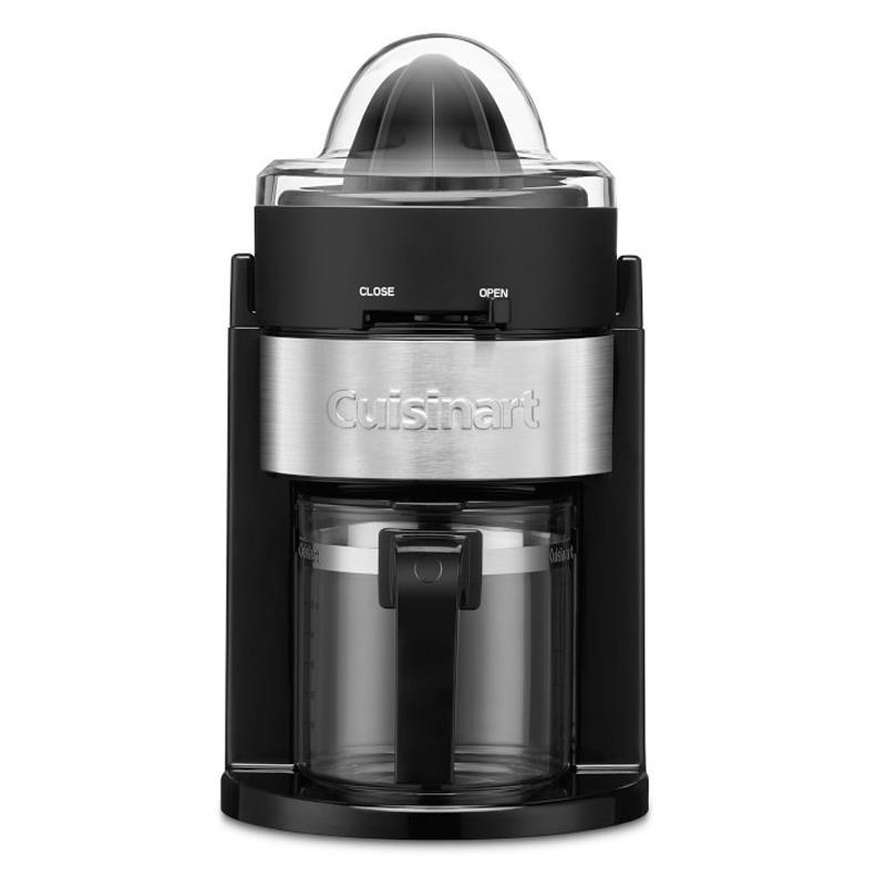 シトラスジューサー 700ml ガラスカラフェ BPAフリー クイジナート Cuisinart Citrus Juicer with Glass Carafe CCJ-900 家電