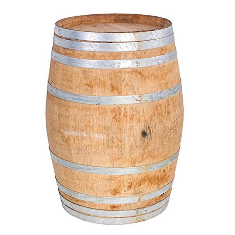 ワイン樽 高さ90cm オーク材 インテリア MGP Oak Wood Whole Wine Barrel, 26