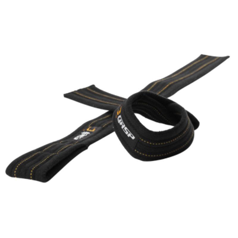 GASP リフティングストラップ ブラック ジム トレーニング 筋トレ GASP Lifting straps, Black