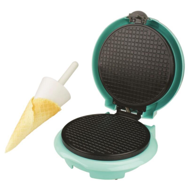 アイスクリームコーンメーカー 格子柄 Brentwood Appliances TS-1405BL Waffle Cone Maker 家電
