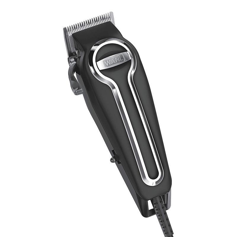 送料無料 電動バリカン 専用ケース 格安 ケープ コーム ハサミ 静か セルフカット 散髪 刈り上げ Wahl Clipper Elite Pro Grooming 買物 Trimmer 79602 for Hair Home Kit 家電 ? Electric Haircut High-Performance Model Men