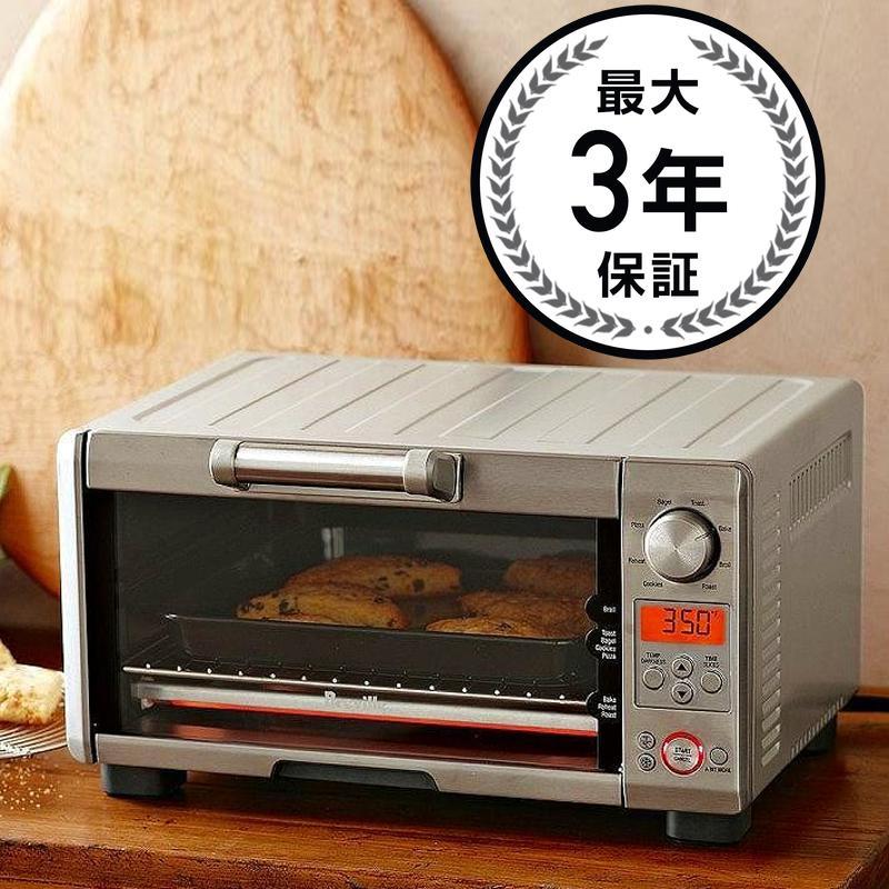 ブレビル ミニ スマート オーブン Breville BOV450XL Mini Smart Oven with Element IQ 家電
