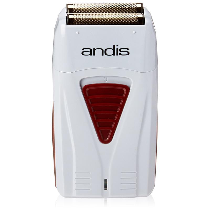 電気シェーバー 髭剃り コードレス可能 Andis 17150 Pro Foil Lithium Titanium Foil Shaver, Cord/ Cordless 家電