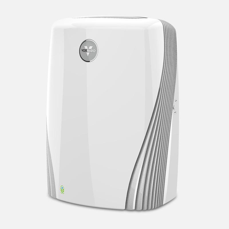 空気清浄機 HEPAフィルター 消臭 10畳 ボルネード Vornado PCO375DC Energy Smart Air Purifier with Silverscreen and True HEPA Filtration 家電