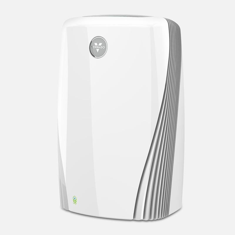空気清浄機 HEPAフィルター 消臭 15畳 ボルネード Vornado PCO575DC Energy Smart Air Purifier with Silverscreen and True HEPA Filtration 家電