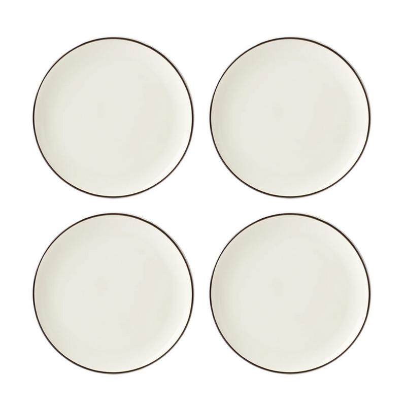 限定モデル 送料無料 ディナープレート 皿 4点セット 直径25cm ダンスク コベンスタイル2 II 日本最大級の品揃え Dansk Kobenstyle Plate Dinner Set 4pc