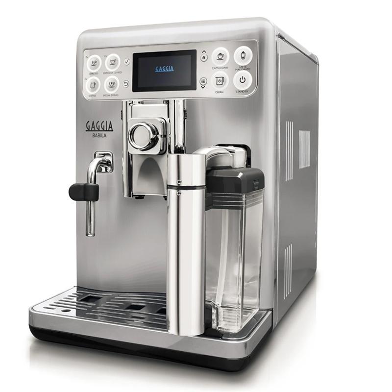 全自動 ワンタッチ コーヒー エスプレッソマシン ダブルボイラー ガジア バビラ  Gaggia Babila One-Touch Coffee And Espresso Machine 家電
