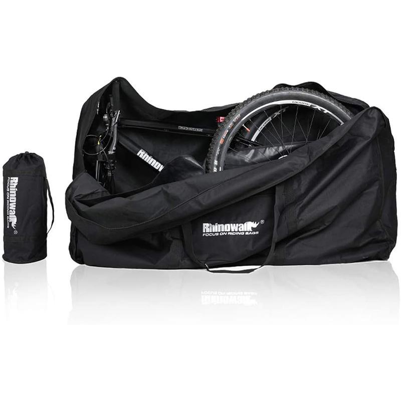 売れ筋 最安値挑戦 送料無料 輪行袋 バッグ ファスナー 自転車 ロードバイク MTB Aophire Folding Bike Bag 26 Travel to Transport Thick Case Bicycle inch for Cases Shipping 29 Air