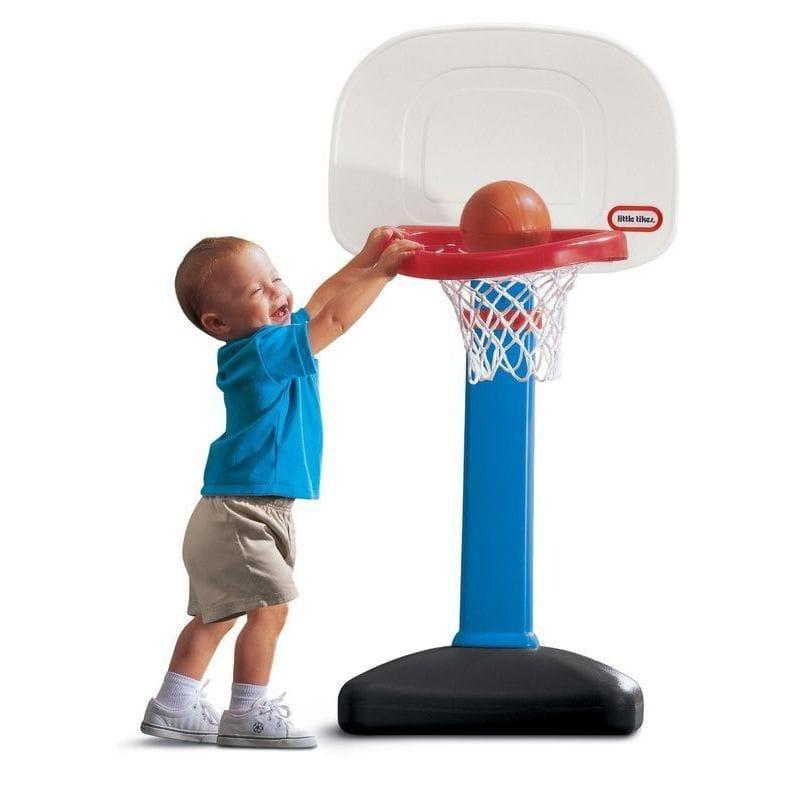 リトルタイクス イージースコア 子供用バスケットボールセット Little Tikes EasyScore Basketball Set 612329