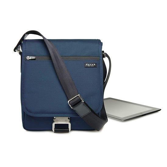 ダベック 弾道ナイロン ノートバッグ ブルー Davek Nylon Note Bag Navy Blueメンズバッグ ビジネスバッグ 高級バッグ 鞄