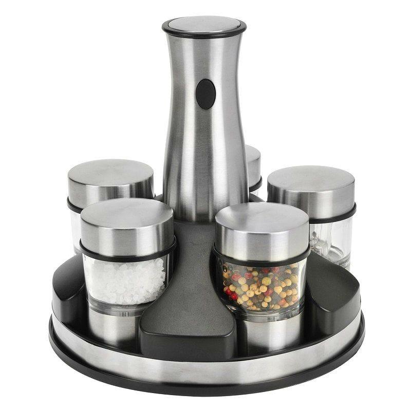 カロリック PPG 36584 ソルト&ペッパー グラインダーセットKalorik Pepper & Salt Grinder Set