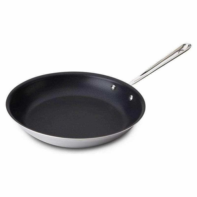 オールクラッド フッ素加工 テフロン加工 片手持ちフライパン 25cmAll-Clad MC2 Master Chef 2 Nonstick Fry Pan 10