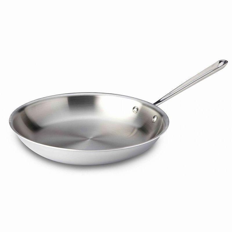 オールクラッド ステンレスフライパン 25cm IH対応 All-Clad Stainless Fry Pan 10