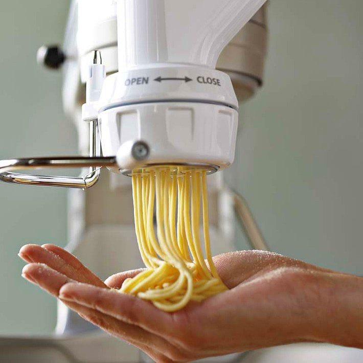 キッチンエイド パスタ押出機 スタンドミキサー用 アタッチメント KSM150 KSM5 KSM7 KitchenAid Stand-Mixer Pasta-Extruder Attachment KPEXTA