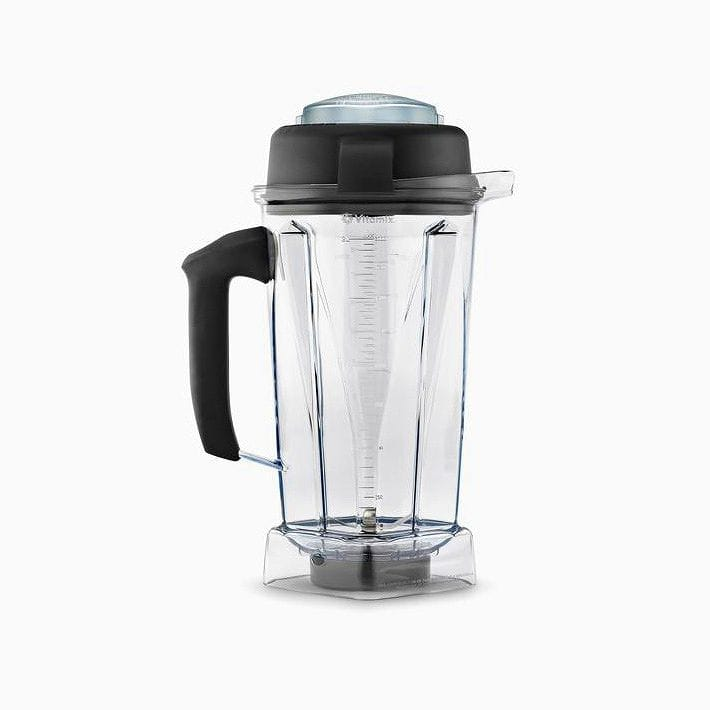 バイタミックス 2L コンテナ 容器 ジャー & 液体用ブレード フタ付 Vitamix Eastman Tritan Copolyester Soft-Grip 64-Ounce Container with Wet Blade and Lid