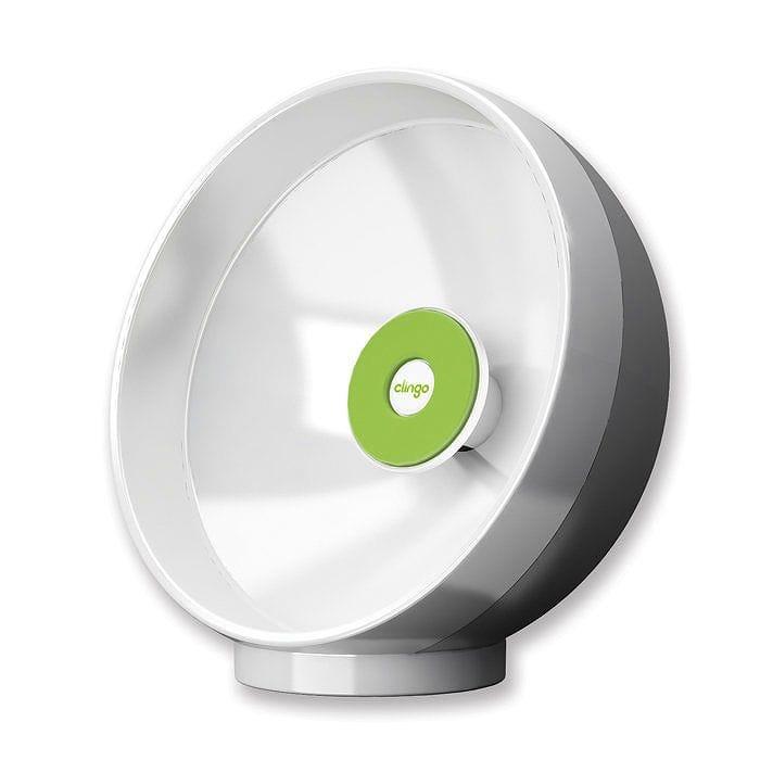 電源不要 球型 スピーカーClingo Parabolic Sound Sphere