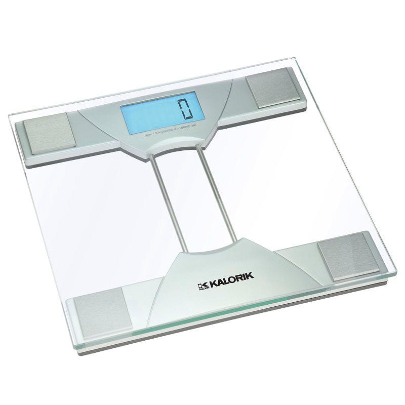 カロリック EBS 33086 体重計Kalorik EBS 33086 Electronic Bathroom Scale