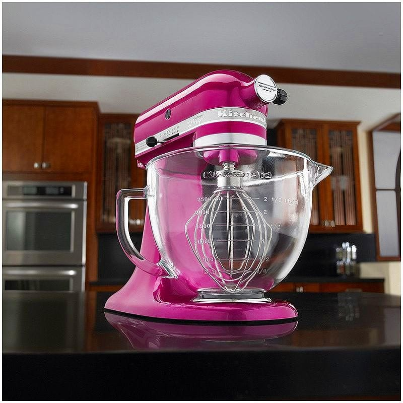 Alphaespace Kitchenaid Stand Mixer Design Series 5 Quart Glass