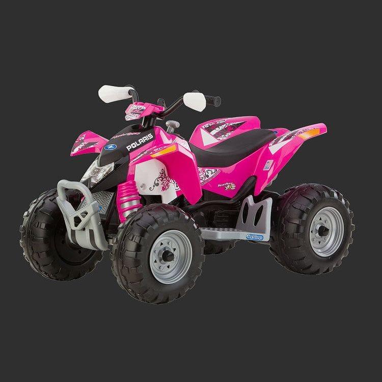 【組立要】ペグペレーゴ ポラリス アウトロー ピンク 子供用電気自動車 12V 電動カー Peg Perego Polaris Outlaw IGOR0045 - Pink