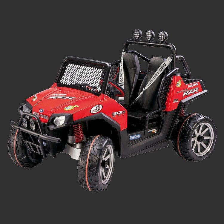 店舗良い 【代引不可 24】 Volt【組立要】ペグペレーゴ ポラリス レンジャー Polaris レッドPeg Perego Polaris Ranger RZR IGOD0516US (Red) 24 Volt, FLORA:eb2cc52e --- canoncity.azurewebsites.net