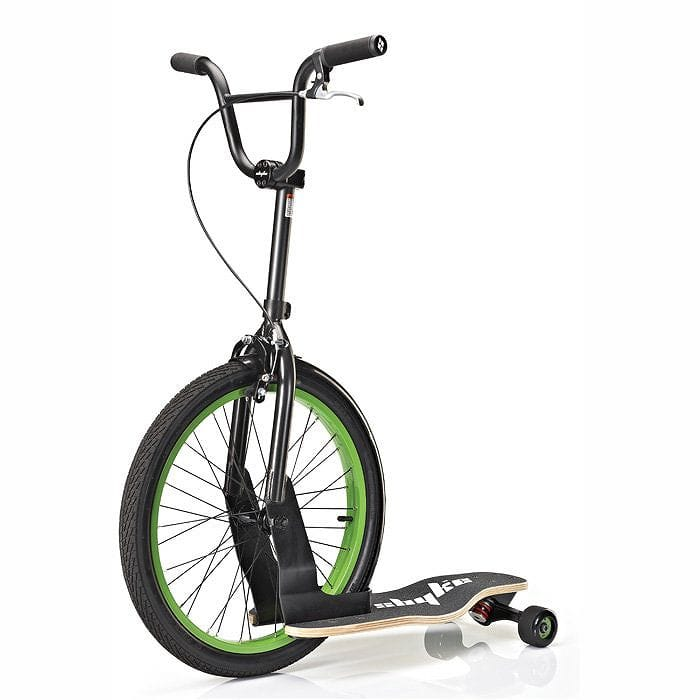 【組立要】 スクーター スケートボード バイク ハイブリッド Sbyke P-20 Scooter Skateboard Bike Hybrid