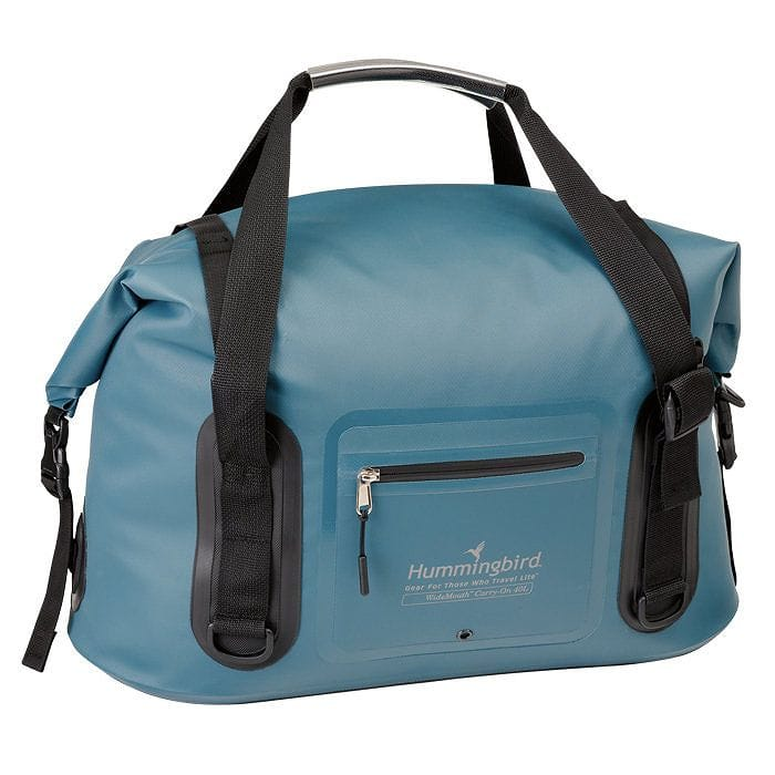 防水機能付ボストンバックCascade Designs 40 Liter Waterproof Widemouth Duffel Bag