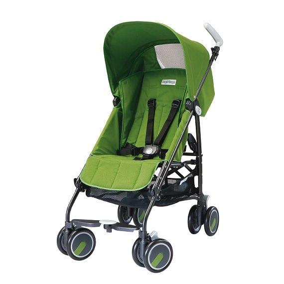 ペグペレーゴ プリコ ミニ ベビーカー グリーンPeg Perego Pliko Mini Stroller Aloe