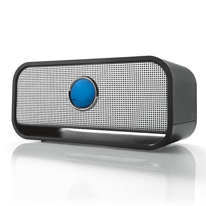ビッグブルー ライブ ワイヤレス ブルートゥース スピーカー ブラックBig Blue Live Wireless Bluetooth Speaker