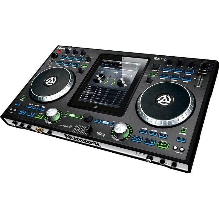 ヌマーク iDJ iPad用 プロ 2チャンネル プレミアム DJ コントローラー 機器Numark iDJ Pro 2-Channel Premium DJ Controller for iPad