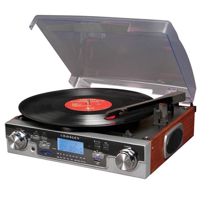 クロスリー ラジオ レコーディング テク レコード プレーヤー Crosley Radio Recording Tech Record Player