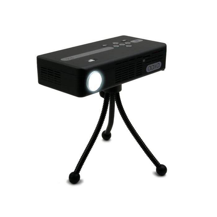 ポケットプロジェクターAAXA 80 Lumens P4 Pico Pocket Projector