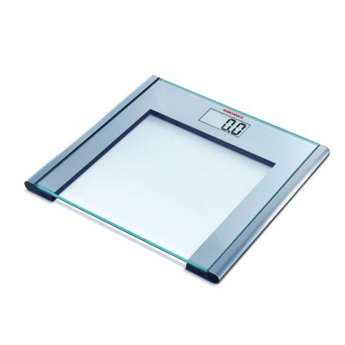 ツェーンレ 精密デジタル体重計 バススケールSoehnle 61350 Silver Sense Digital Bath Scale