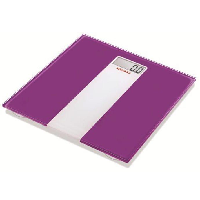 ツェーンレ 精密デジタル体重計 バススケールSoehnle Pino Bath Scale Limited Edition Purple