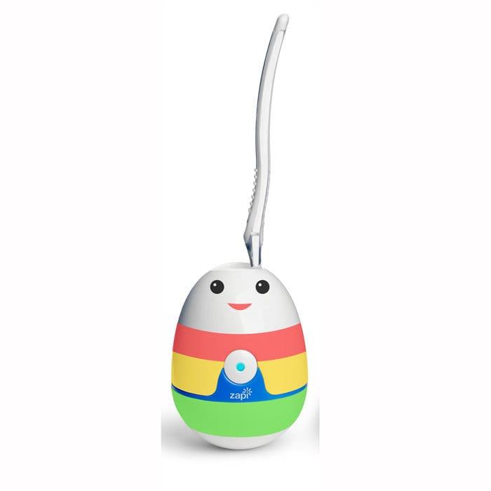 歯ブラシ用紫外線除菌器 ザピ UVサニタイザー ストライプ Violight ZAPI UV Character Toothbrush Sanitizer VIO857