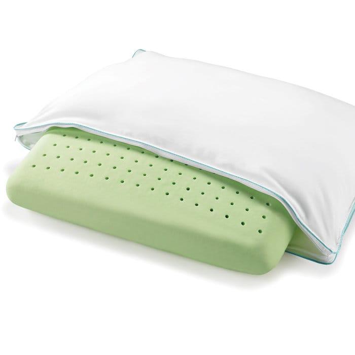 バイオセンス クラシック メモリー フォーム ピロー 枕BioSense Classic Memory Foam Pillow with Better Than Down Cover