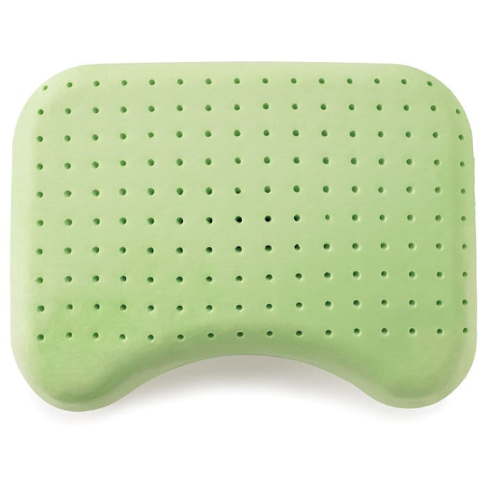 Alphaespace Inc Biosense Memory Form Shoulder Pillow Pillow Best Biosense Memory Foam Shoulder Pillow With Better Than Down Cover