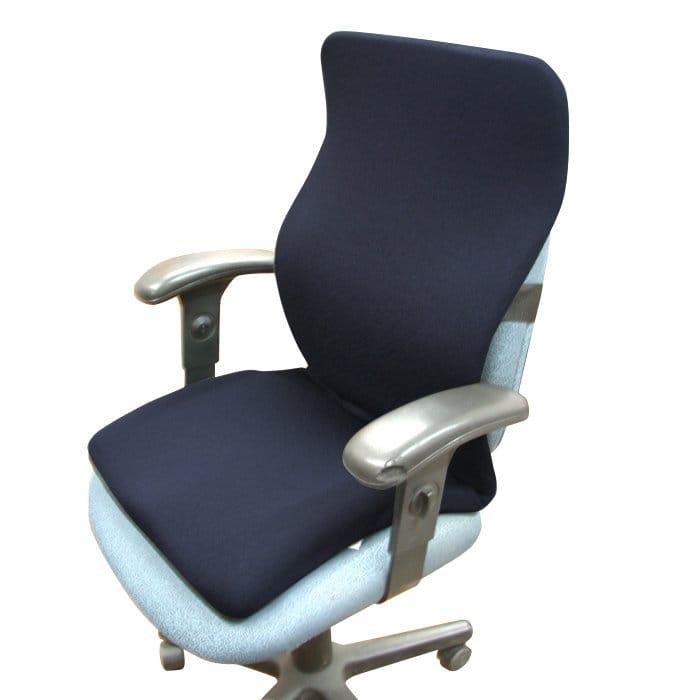 サクロ イース エルゴ チェアクッション ブルーSacro-Ease Ergo Chair Cushion Blue