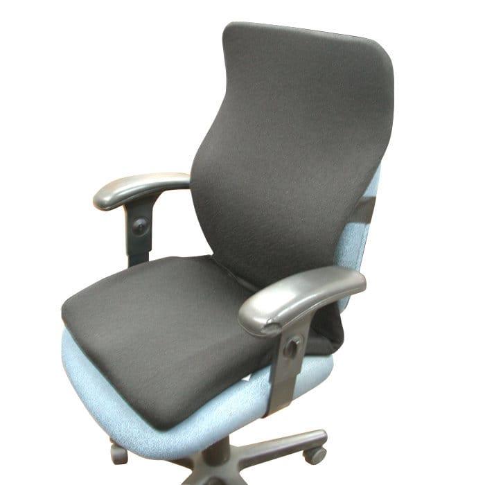 サクロ イース エルゴ チェアクッション スモークSacro-Ease Ergo Chair Cushion Smoke