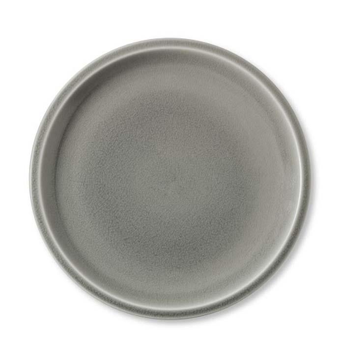 ウィリアムズソノマ ジャーズ ディナー皿 フランス食器 グレイ 4点セットJars Cantine Dinner Plates Set of 4 Grey