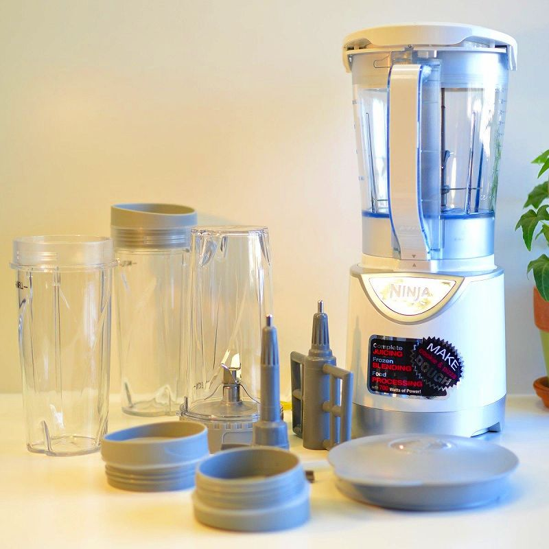 Ninja kitchen system pulse Brenda - mixer Ninja Kitchen System Pulse  Blender BL204 household appliance