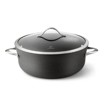 カルファロン 8L 両手鍋Calphalon Contemporary Nonstick 8.5 Quart Dutch Oven JR87882PS
