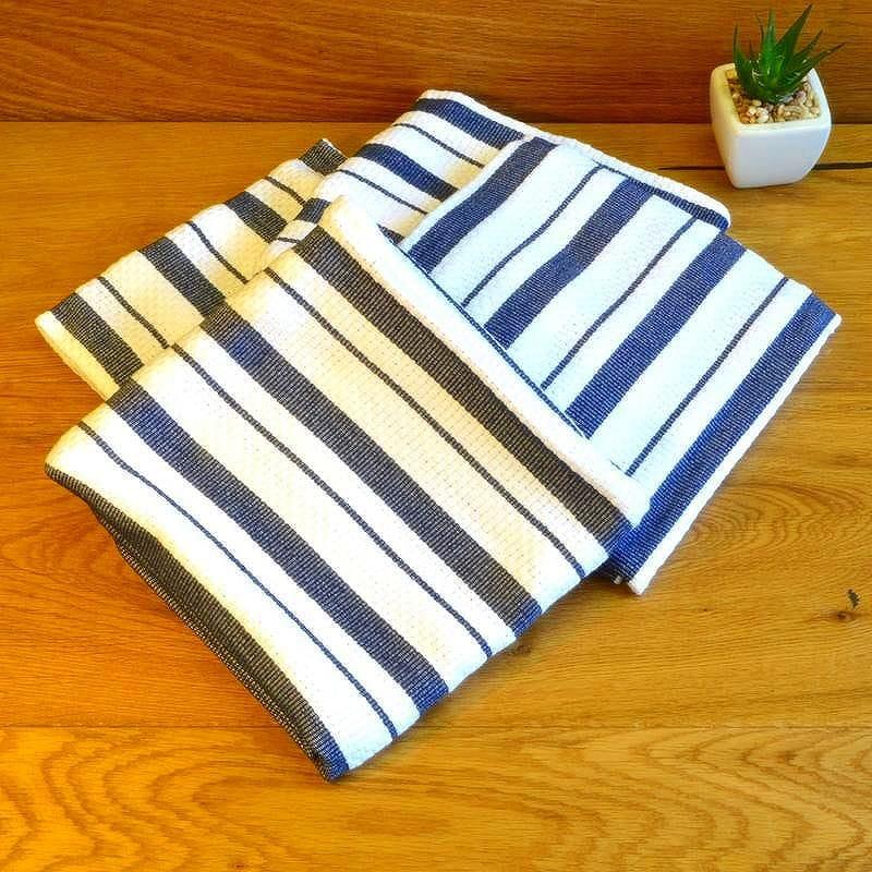 30日間返金保証 送料無料 カラーがいろいろ選べます ウイリアムズ ソノマ タオル ストライプ柄 使い心地が良い 4枚 新入荷 流行 セット Towels 76×50cm Williams-Sonoma Set 入荷予定 of Striped 4 Classic