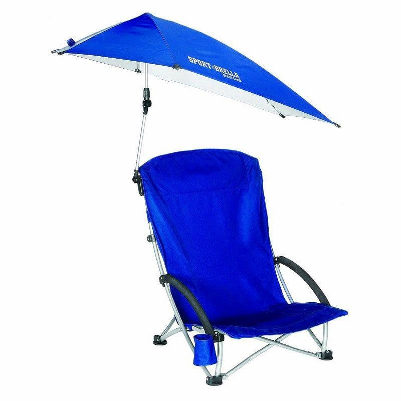Parasols With Folding Chairs Tan Measures Beach Chair Sport Brella Beach  Chair