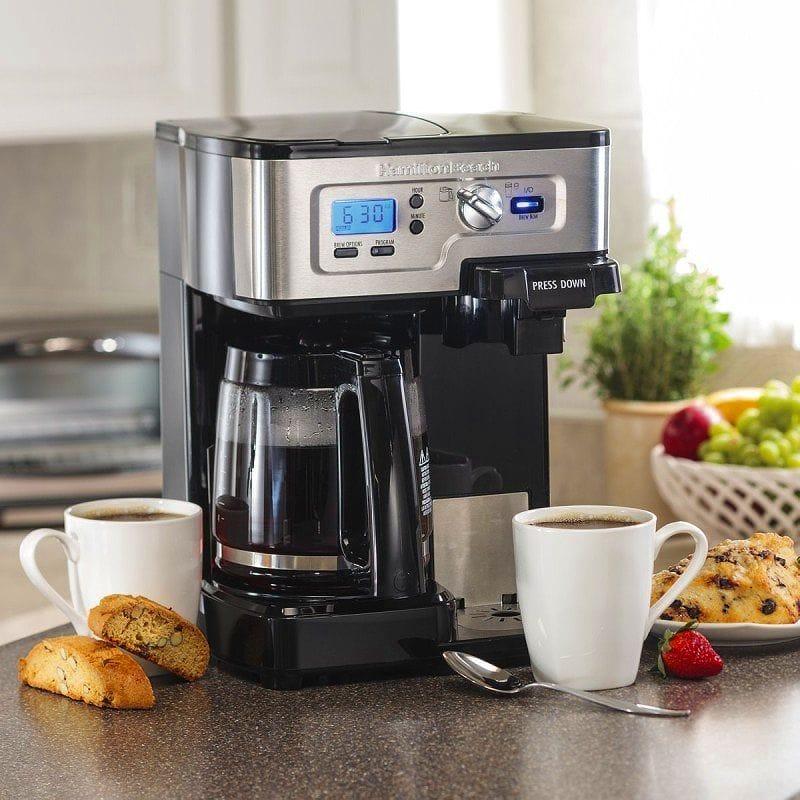 Alphaespace Hamilton Beach Single Serve Coffeebruwer Coffee Maker